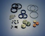 Werkstücke Kunststoff Ringe